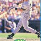 1989 Score #189 Mike Pagliarulo