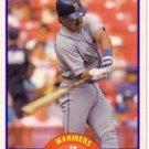 1989 Score #637 Edgar Martinez
