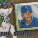 1998 Pacific Invincible #35 Yamil Benitez