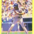 1987 Classic Update Yellow/Green Backs #122 Darryl Strawberry