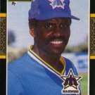 1987 Leaf/Donruss #118 Alvin Davis