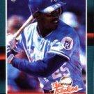 1988 Donruss Rookies #33 Gary Thurman
