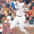 1998 Sports Illustrated World Series Fever #111 Henry Rodriguez