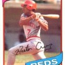 1980 Topps #516 Hector Cruz