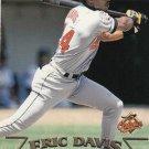 1998 Pacific #23 Eric Davis