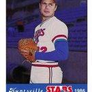 1986 Huntsville Stars Jennings #22 Stan Hilton