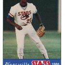 1986 Huntsville Stars Jennings #20 Brian Guinn