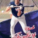 1998 Ultra #12 Chuck Finley