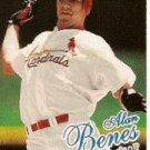 1998 Ultra #113 Alan Benes