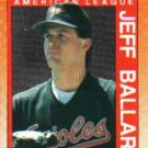 1990 Topps 394 Jeff Ballard AS
