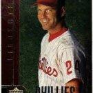 1998 Upper Deck Special F/X #100 Mike Lieberthal