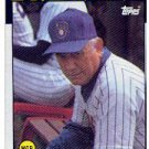 1986 Topps 21 George Bamberger MG