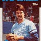 1986 Topps 562 Joe Beckwith
