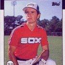 1986 Topps 724 Tim Hulett