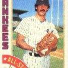 1984 Topps #406 Ron Guidry AS