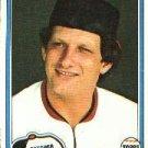 1981 Topps #161 Dan Graham