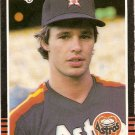 1985 Donruss #84 Bill Doran
