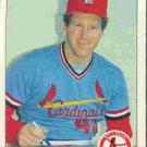 1984 Fleer #337 John Stuper