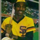 1983 Fleer #375 Alan Wiggins