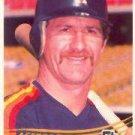 1984 Donruss #641 Denny Walling