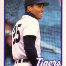 1989 Topps Traded #129T Ken Williams