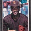 1989 Donruss #28 Sandy Alomar Jr. RC