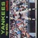 1971 Topps #395 Roy White