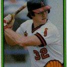 1983 Donruss #444 Bobby Clark