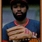 1983 Donruss #411 Larry Milbourne