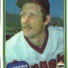1981 Topps #701 Joe Rudi