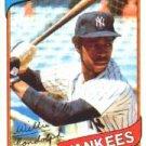 1980 Topps #460 Willie Randolph