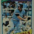 1980 Topps #360 Darrell Porter DP