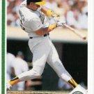 1991 Upper Deck 153 Terry Steinbach