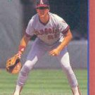 1989 Score Hottest 100 Stars #73 Wally Joyner