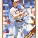 1988 Topps Traded #120T Mickey Tettleton