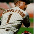 1991 Stadium Club #72 Garry Templeton