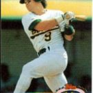 1991 Stadium Club #151 Mike Gallego