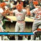 1991 Stadium Club #165 Chris Sabo
