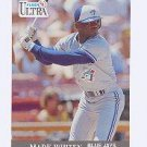 1991 Ultra #371 Mark Whiten
