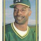 1992 Topps Gold #536 Willie Wilson