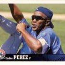 1997 Collector's Choice #386 Carlos Perez