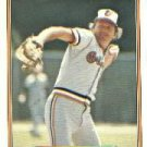1982 Fleer 160 Terry Crowley