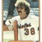 1982 Fleer 169 John Lowenstein