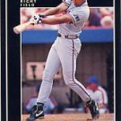 1992 Pinnacle #100 David Justice