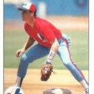 1990 Upper Deck 411 Rex Hudler