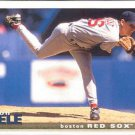 1995 Collector's Choice #406 Aaron Sele