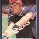 1986 Fleer #391 Dave Engle