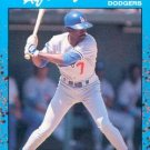 1990 Donruss Best NL #103 Alfredo Griffin