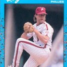 1990 Donruss Best NL #57 Roger McDowell