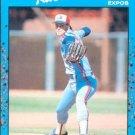 1990 Donruss Best NL #42 Tim Burke